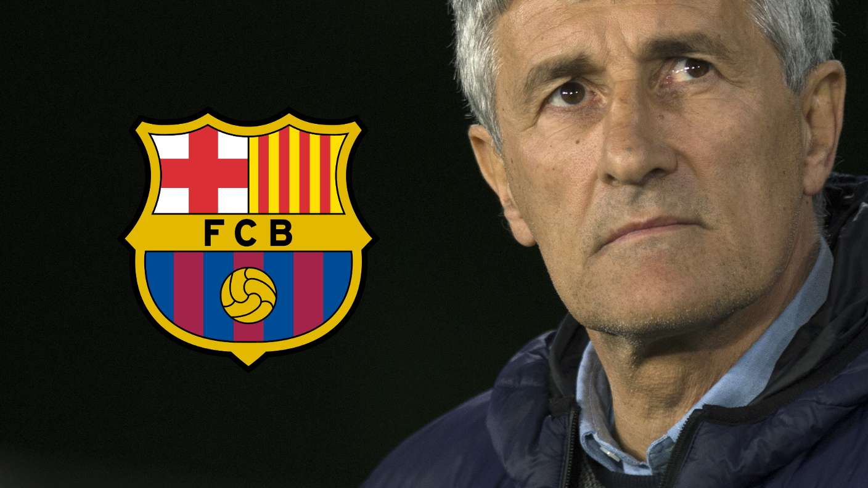 Barcelona Sack Valverde, Appoint Setien As New Head Coach