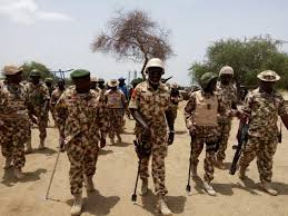 Buratai Charges Troops Not To Allow Terrorists Freedom Of Action