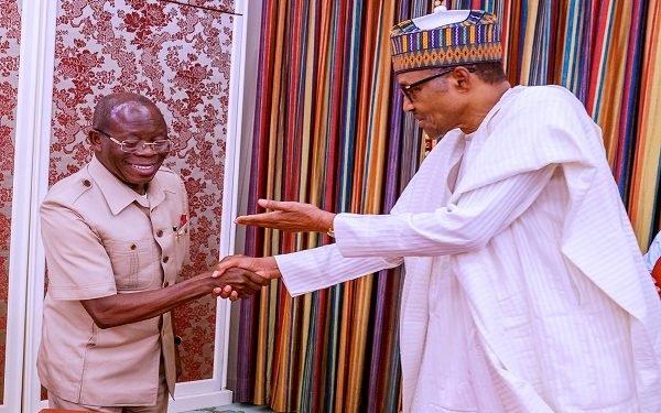 2023 Presidency Behind My Travails - Oshiomhole