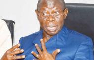 Oshiomhole Explains Ajimobi's Choice As APC Deputy Chair, South