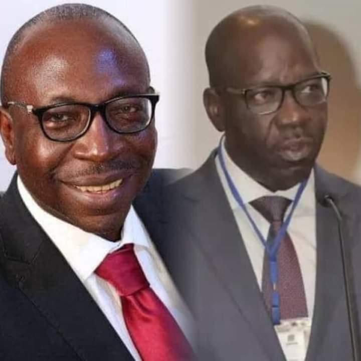 Edo Guber Debate: Obaseki Blames Average Performance On Oshiomhole's Reckless Borrowing