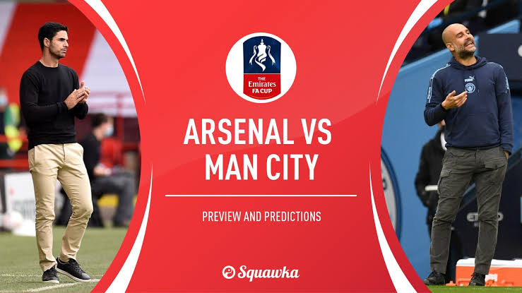 Arteta Chases FA Cup Glory As Arsenal Battle Man City