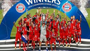 All hail The King, Bayern Munich!