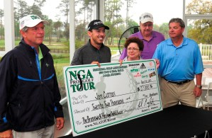 Jon Curran Wins Brunswick-Heritage Oaks Classic