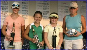 Jessica Haigwood, Augusta State Win Women's Event