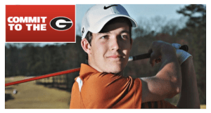 Mackey Signs With Georgia Men's Golf Team