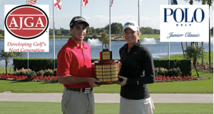 Soosman and Brooks Crowned Polo Golf Junior Classic Champions