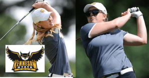 Lescudier and Sverdloff Named to A-Sun Academic All-Conference Team