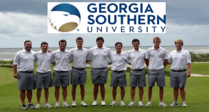 Men's Golf Wins Team Title at The Invitational at The Ocean Course