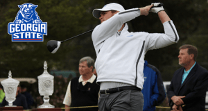 Georgia State's Grey Ties for Third at Schenkel Invitational