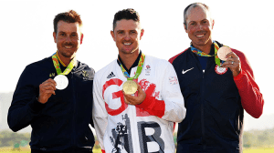 Matt Kuchar Takes Home Bronze Medal from Olympics