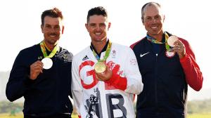Matt Kuchar Takes Home Bronze Medal from Olympics