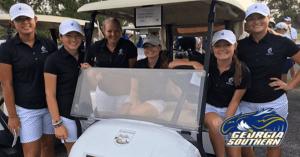 Women's Golf Takes Second at CSU Fall Invitational