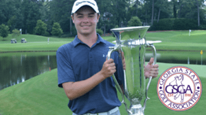 Colin Bowles Wins GSGA's Tommy Barnes Award