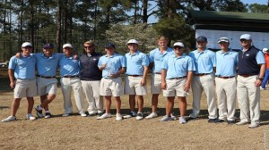 Georgia Southern Men's golf takes second at Schenkel Invitational