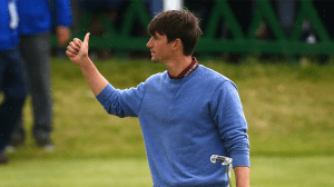 Ollie Schniederjans Second In Greensboro After Closing 64