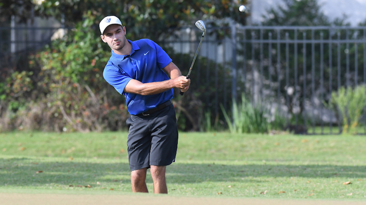 Max Herrmann's Top 10 Leads Panthers at Maui Jim Intercollegiate