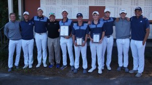 Augusta Wins At Fall Tiger Invitational