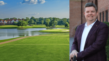 East Lake Golf Club Names Chad Parker President and General Manager