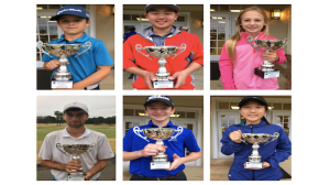 The Hurricane Junior Golf Tour Held Its First Canongate Series