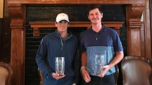 GS Athletics: Men's Golf Jumps Five Spots to Take Second at Palmetto Intercollegiate
