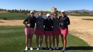 NCAA Women's Golf: Jags Tie For Seventh At Wildcat Invitational