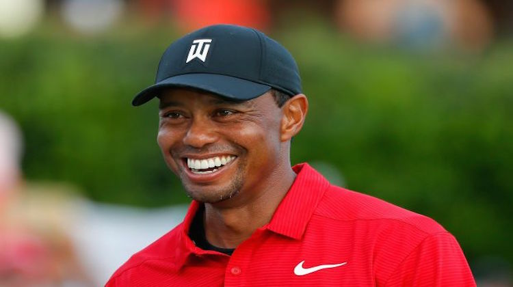Woods Rallies for First Time in a Major to Take Fifth Masters Title