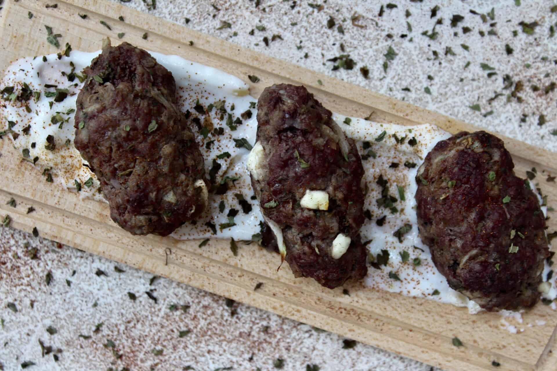 Qofte Albanian Meatballs A Surprising Blend Of Flavors