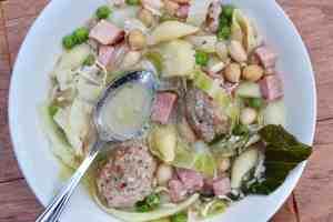 Andorran Meat Stew