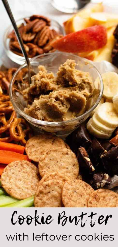 cookie butter pinterest image