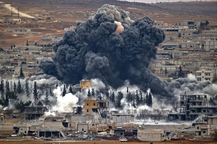 Специален анализ: Меле в небето над Сирия – обърканата битка всеки срещу всеки