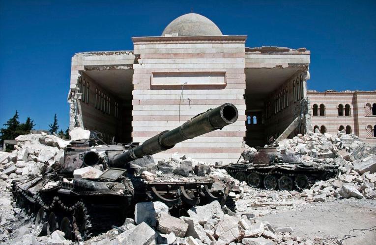 Хуманитарната катастрофа в Сирия в цифри