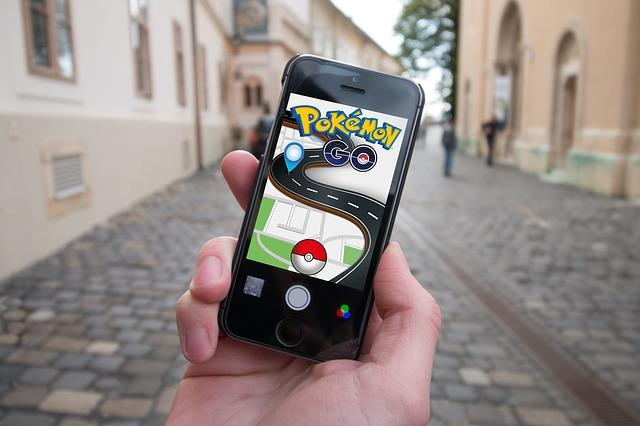 Pokemon Go – изключително ефективен шпионски инструмент