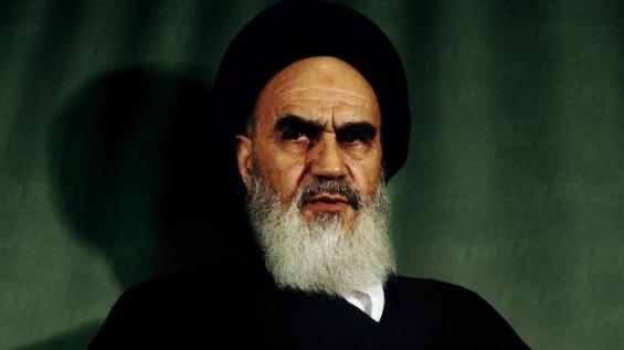 """Резултат с изображение за """"Рухолах Хомейни"""""""