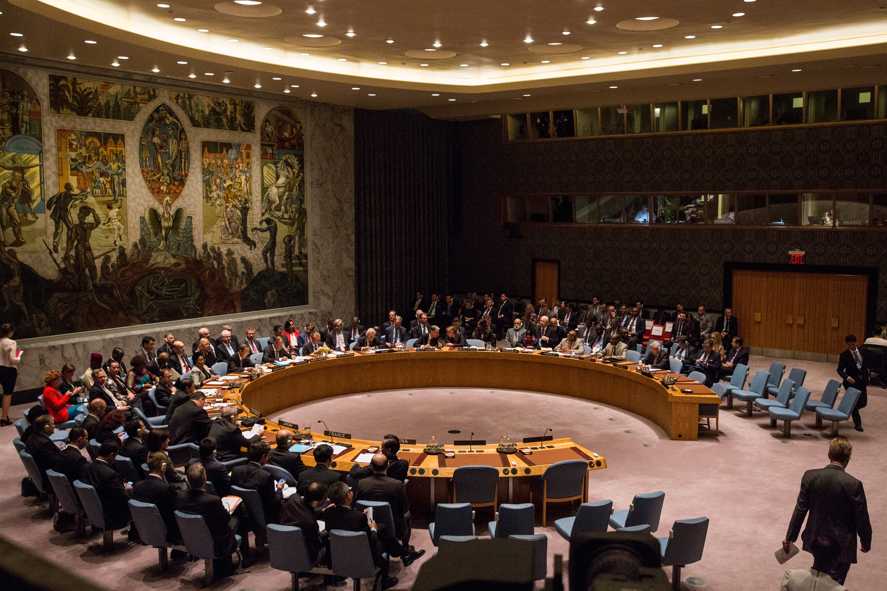 Meet The 5 Newest Members Of The U N Security Council