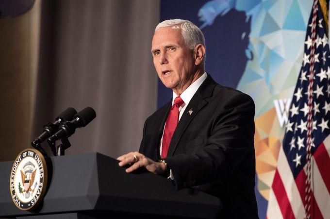 Five Takeaways From Mike Pence's Hawkish China Speech