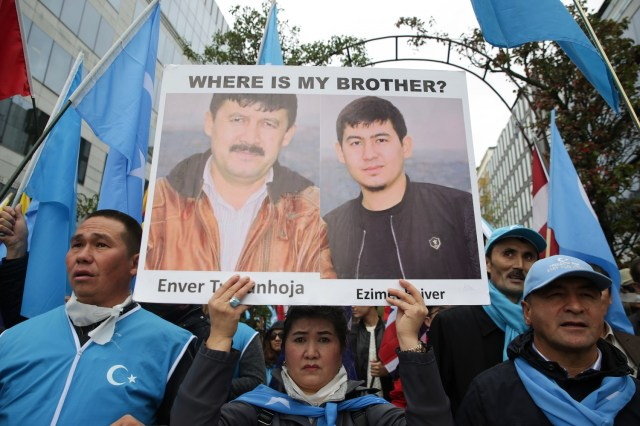 China's Uighur Genocide Must Be Put on Trial
