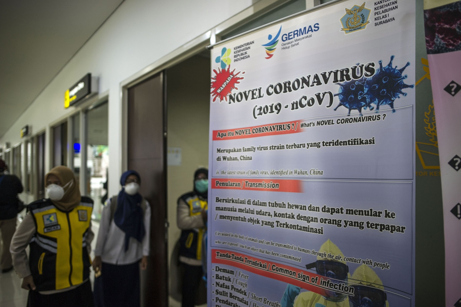 Wuhan Coronavirus Boosts Indonesian Anti-Chinese Conspiracies