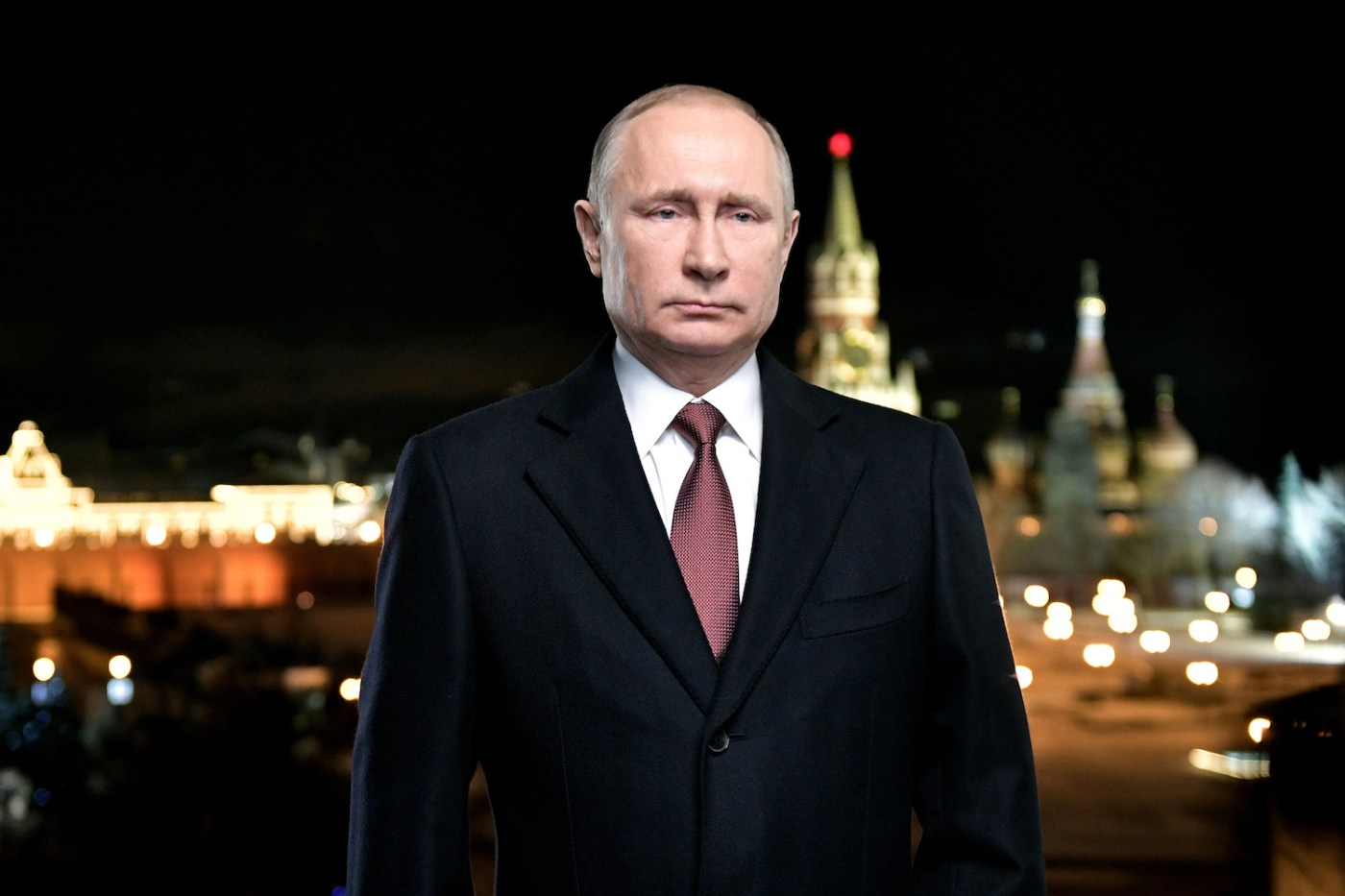 In Proposing Changes to Russia's Constitution, Putin Is Following ...