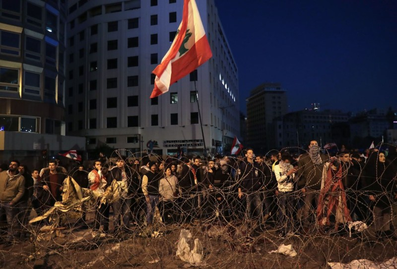 Lebanon Is Broken. So Are Its Protests.