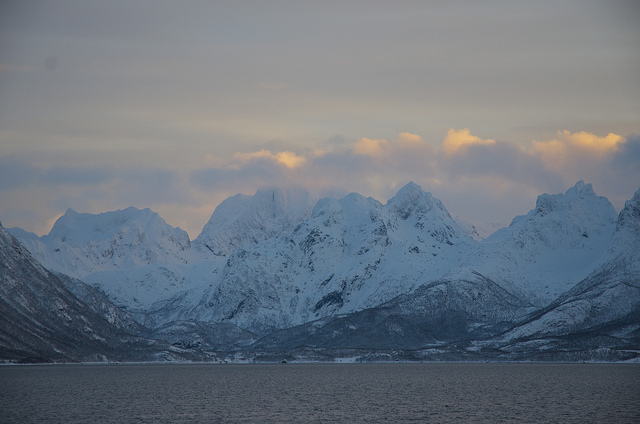 Northern Norway. (c) Mia Bennett 2013.