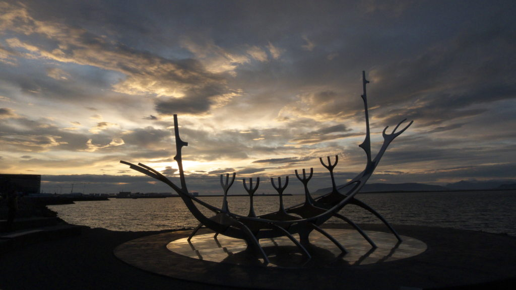 A new era in Icelandic politics. (c) Mia Bennett
