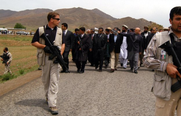 Private Security Jobs Afghanistan