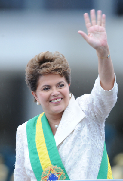 Brazil Dilma Rousseffs Inaugural Speech  Foreign Policy Blogs