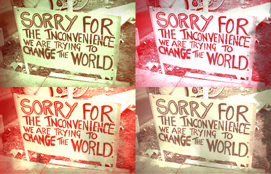 Sorry for the inconvenience, courtesy Andy Roberts/Flickr (CC BY-2.0)