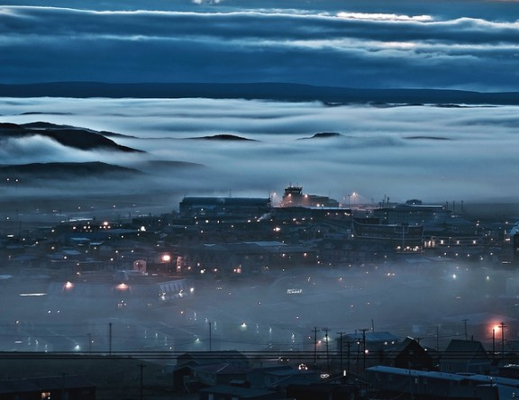 Iqaluit, home to ~70 Filipinos. Photo: AScappatura/Flickr.