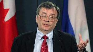 Russian Ambassador Georgiy Mamedov. Fred Chartrand/Canadian Press