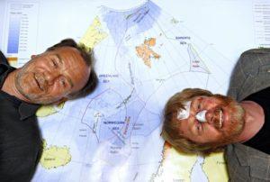 Happy Norwegian Geologists.