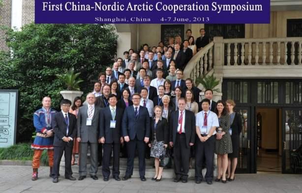 Chinese and Nordic representatives meet in Shanghai, June 4-7. (c) PRIC.