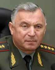General Nikolaj Makarov. Copyright AP.